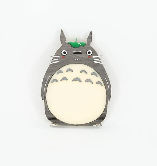 Ghibli Collection - Totoro Brooch