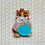 Thumbnail: Peggy the Guinea Pig brooch