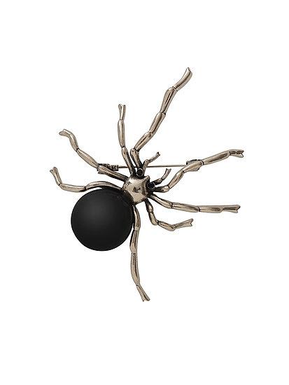 Black Widow Brooch