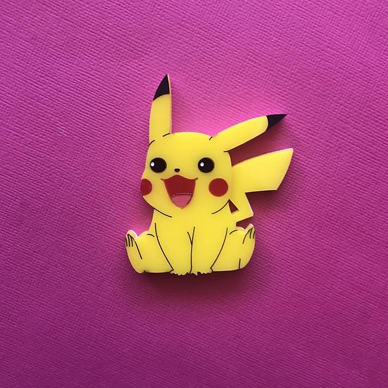 Pikachu Brooch