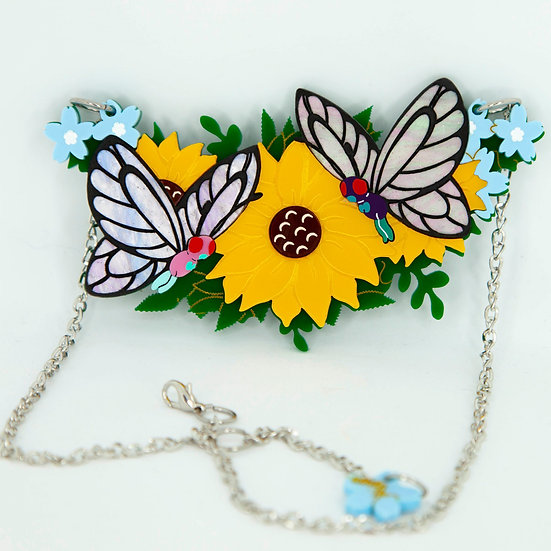 Butterfree Necklace - Pokemon