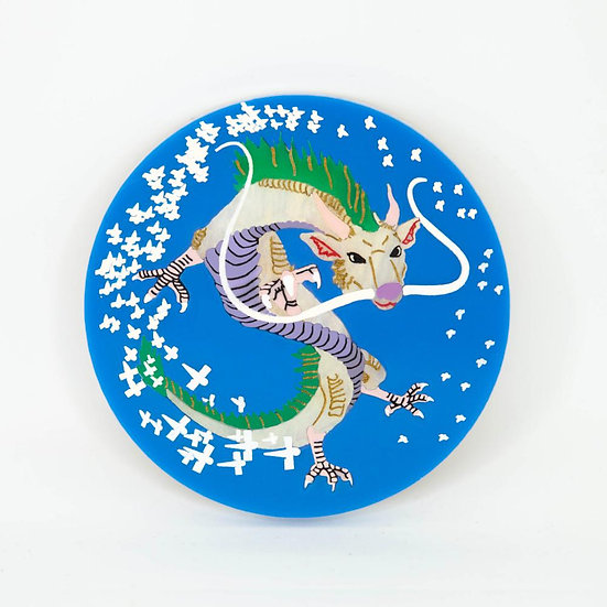 Ghibli Collection - Haku Brooch