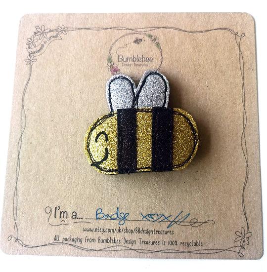 Bumblebee Badge