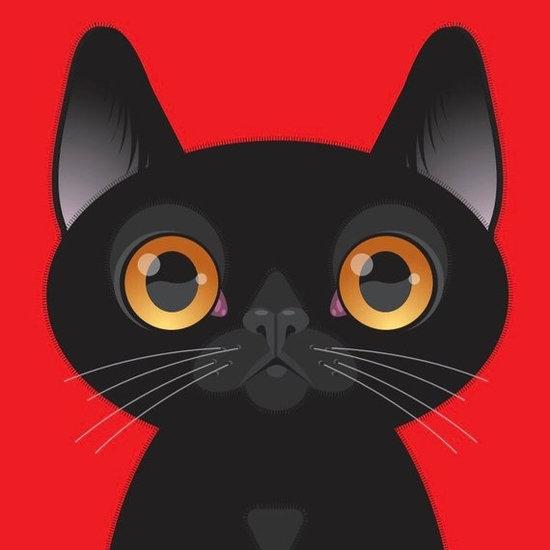 Kitty Print by Kitschy Delish