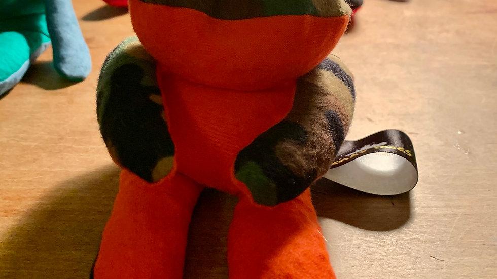 Military Freaky Frog