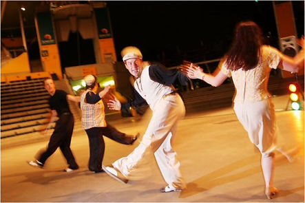 Lindy Hop with Gotta Swing in Brisbane