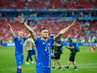Island - England på Fjøset