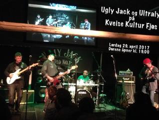 Ugly Jack og Ultralyd 29.04.2017
