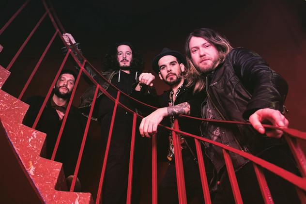 Black Cat Bone UK Band