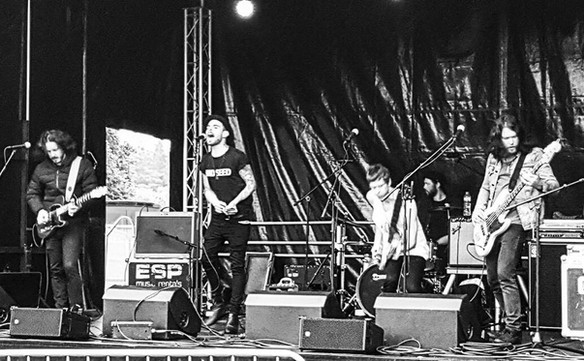 Black Cat Bone at vibrations Festival 20