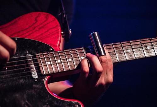 Black Cat Bone Blues Slide Guitar