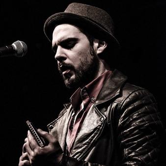 Black Cat Bone - Frontman Ross Craig