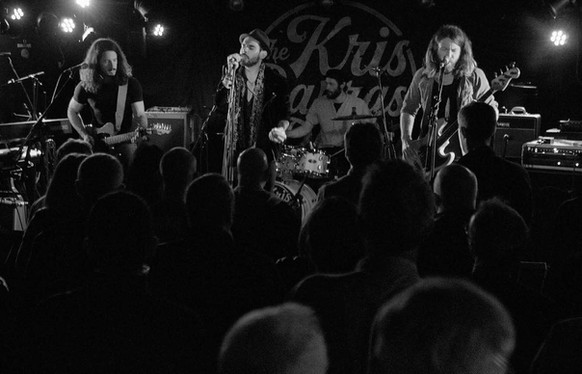Black Cat Bone at King Tuts