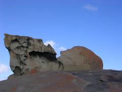 Kangaroo Island. Crazy Rock Formations, Flinders Chase National Park