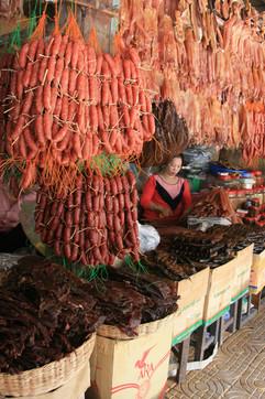 South Korea \, Meat Market