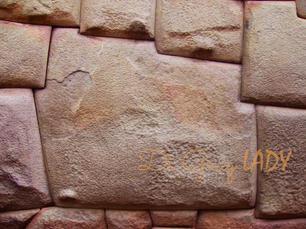Intricate Built Walls