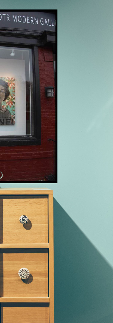 """""""Jackie in the Window"""""""