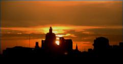Cuba, Havana Sunset
