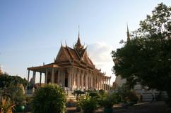 Cambodia, Palace in Phnom Penh