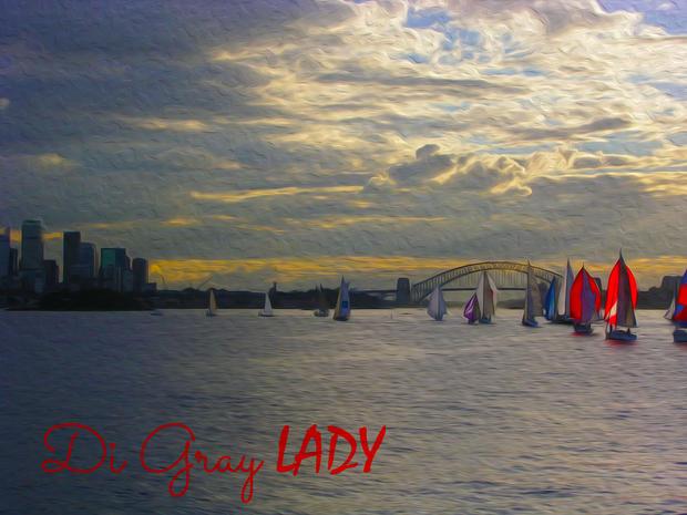 Sidney Harbor Sailing