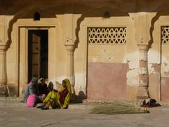 India, Lady's Social