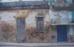 Cuba, The Blue Door