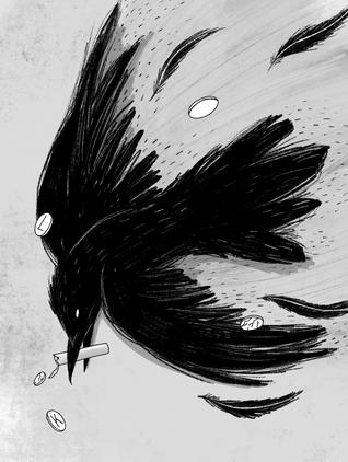 Raf the Raven