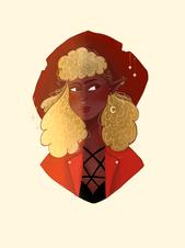 Witchy elf