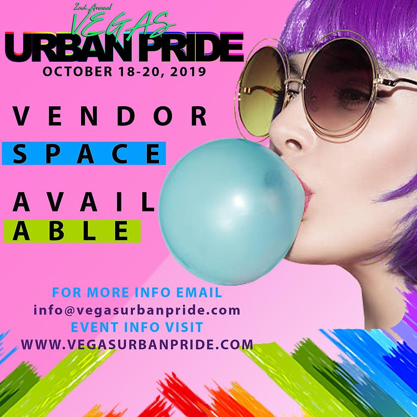 Vegas Urban Pride Vendor Space