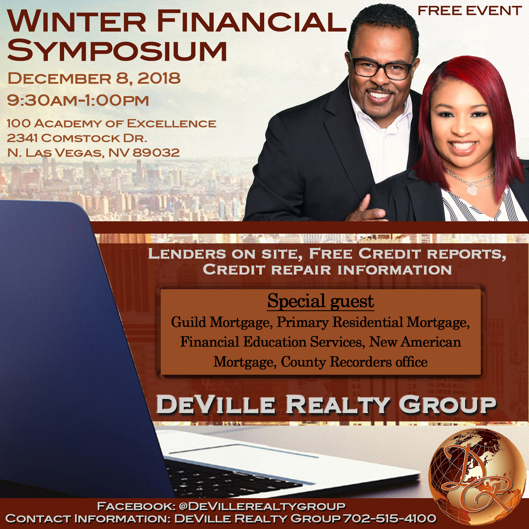 Winter Financial Summit