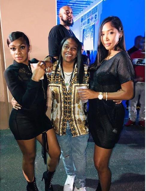 JessHilarious, Finesse, & LAHH Apryl Jones