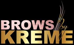Brows by Kreme Logo