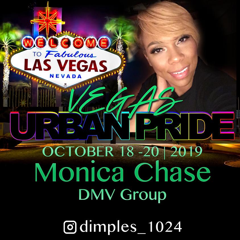 2nd Annual Vegas Urban Pride - Monica Chase (DMV)