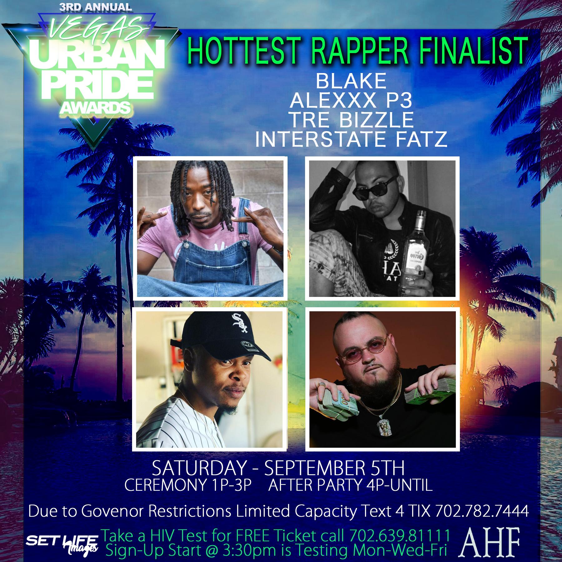 Rapper.Finalist