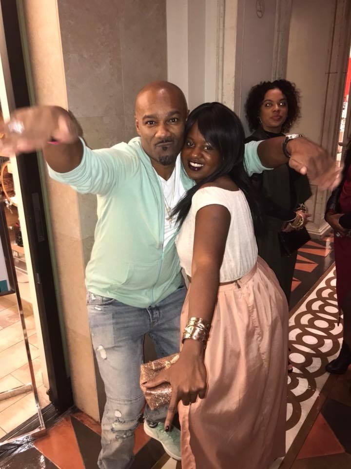 Big Tigger & Nicole at Tao Nightclub