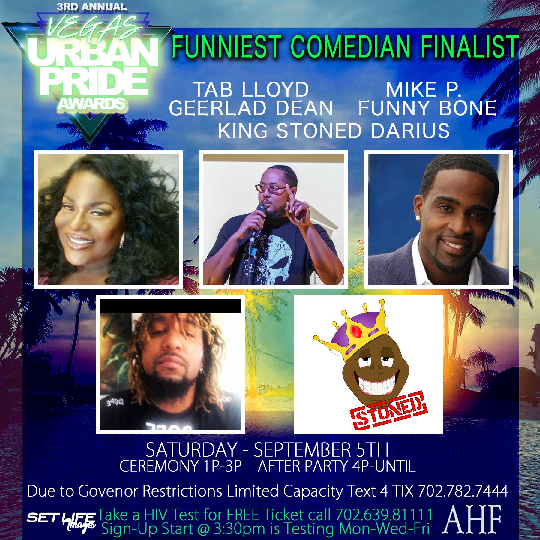 Comedian.Finalist