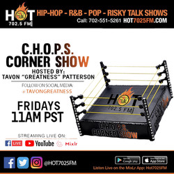 ChopsCornerShow