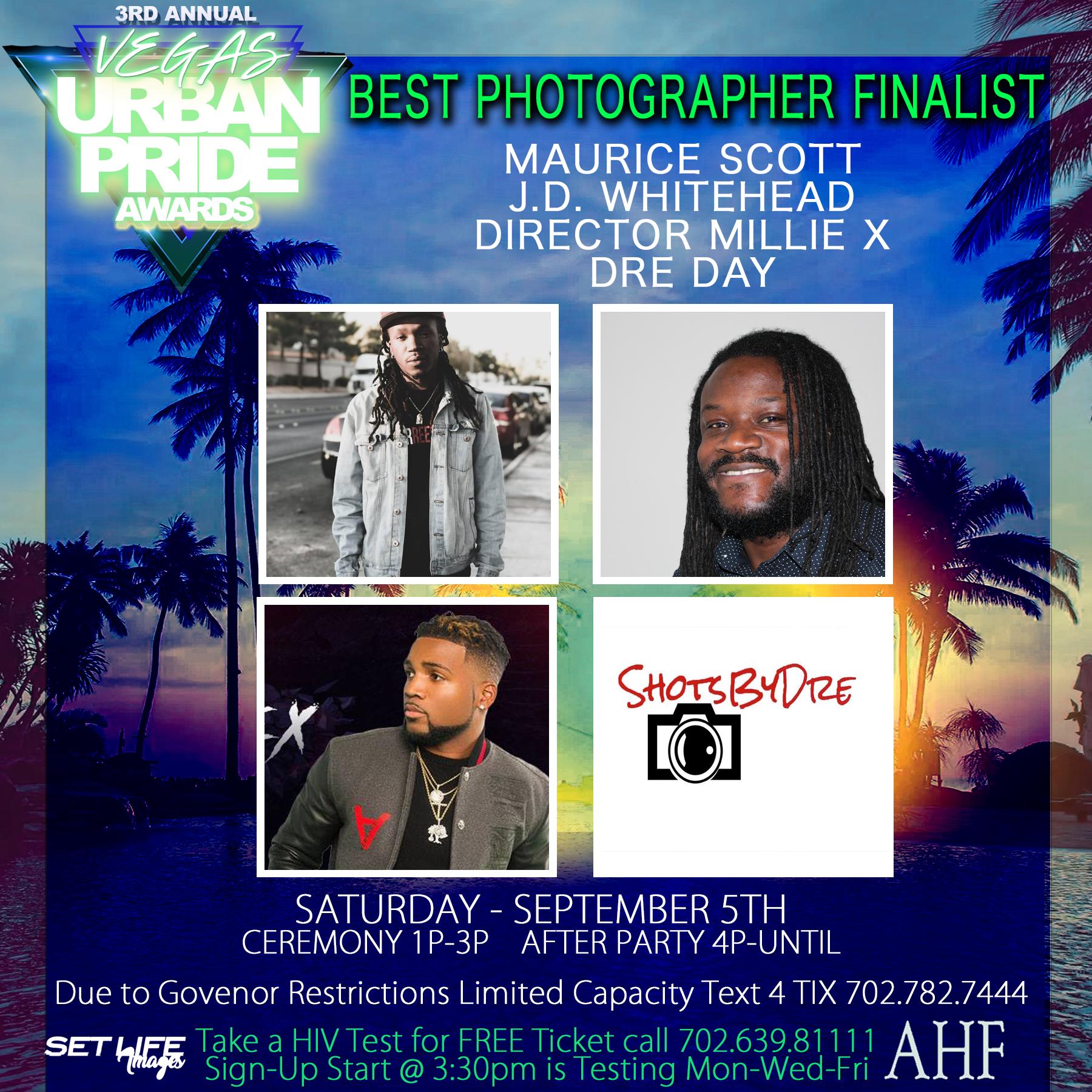 Photographer.Finalist