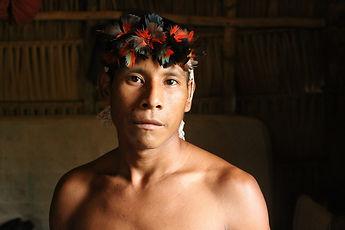 Karitiana indigenous people, Rondônia, Brazil.