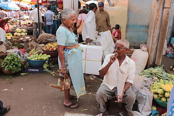Mapusa Market: a visual study
