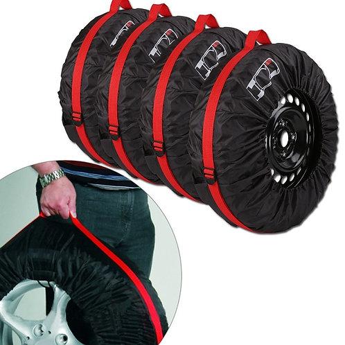 Kit housse de protection pneus