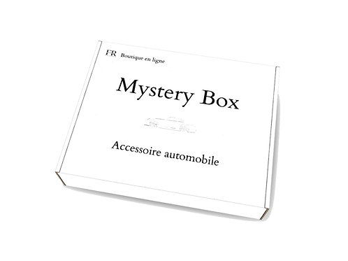 Mystery Box  Automobile