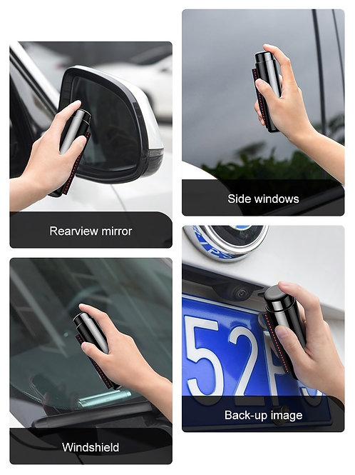 Nettoyant vitre, miroir et caméra