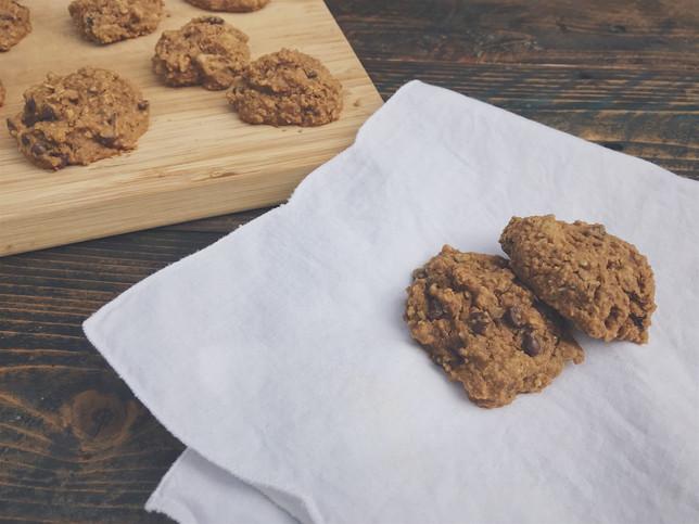 Secretly Healthy Cookies - Vegan +Gluten Free