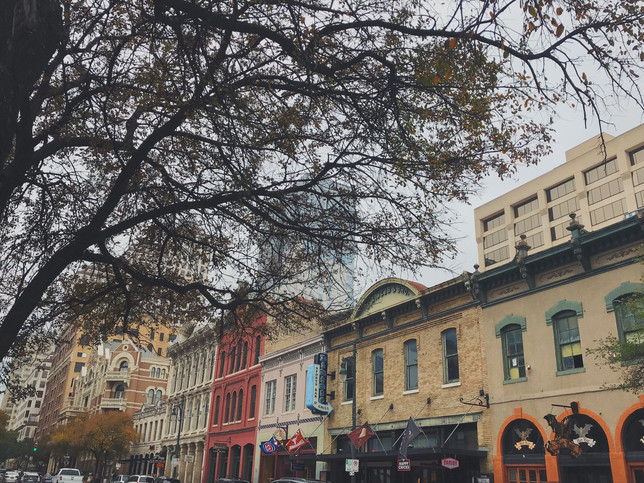 A Weekend In Austin