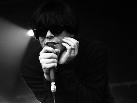 The Charlatans front man Tim Burgess on self publishing, big decisions and being rescued by Ice T.