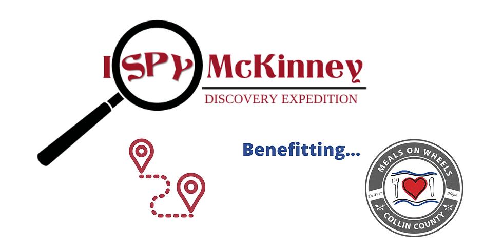 I Spy McKinney