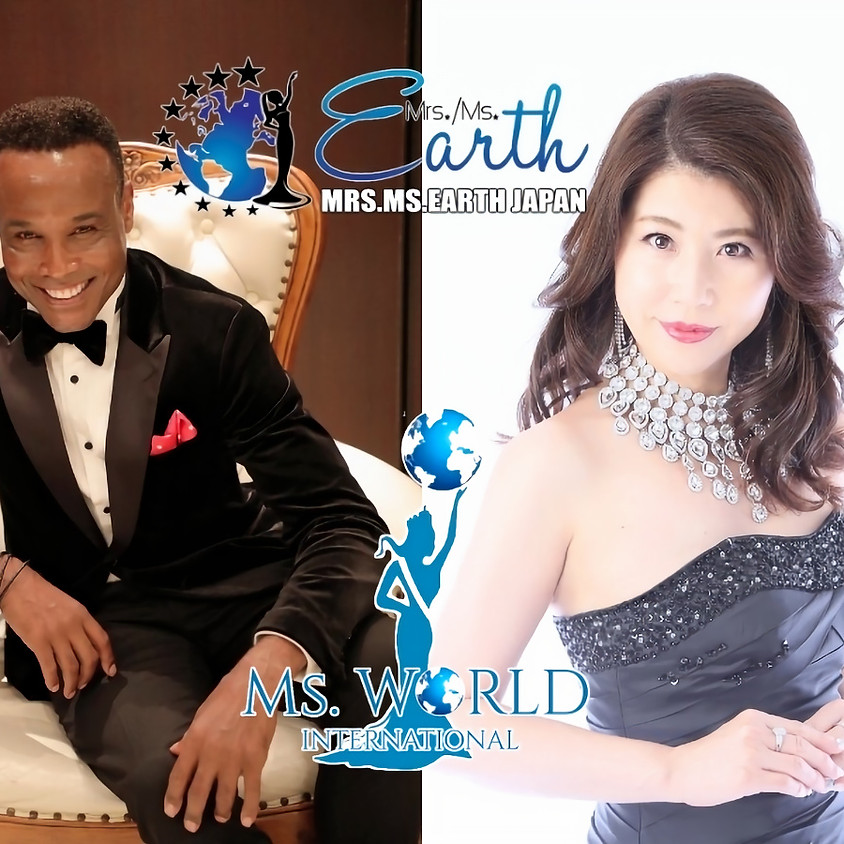 【東京】Ms World International Japan, Mrs Ms Earth Japanワークショップ (1)