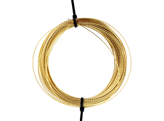 Gold Braided Cheesewire