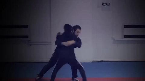 Self-Defence at Croydon Taekwon-Do Academy